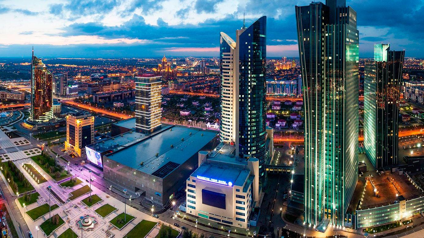 Astana topic