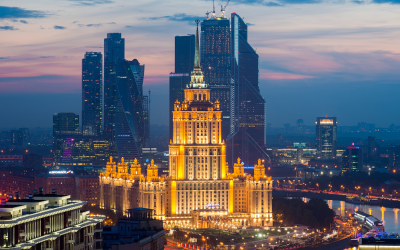 InvestPro Russia Moscow