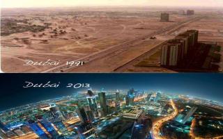 DUBAI: A TRUE IFC