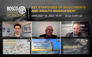 Bosco Online Workshop: Key Strategies of Investments and Wealth Management