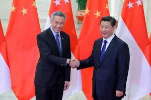 Сингапур и Китай создают механизм разрешения международных споров