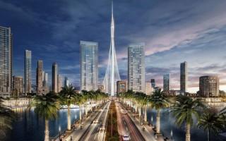 Dubai starts building world's tallest tower