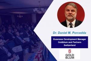 Dr. Daniel M. Porcedda – Speaker of the Conference WealthPro Ukraine, Kyiv 2017