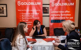 Speakers & Sponsors of InvestPro UAE Dubai 2017: Goldblum and Partners