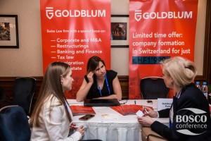 Speakers & Sponsors of InvestPro UAE Dubai 2017: Goldblum and Partners