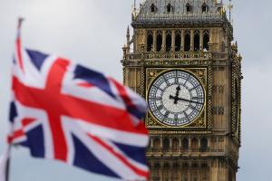 Личный счёт в платёжной системе Великобритании