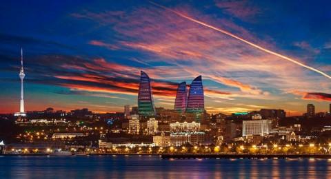 Международная конференция InvestPro Азербайджан Баку 2018