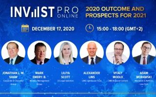 2020 Outcome and Prospects for 2021.