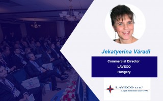 Ekaterina Varadi  – Speaker of the Conference WealthPro Ukraine, Kyiv 2017