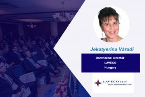 Ekaterina Varadi  – Speaker of the Conference WealthPro Ukraine, Kyiv 2017
