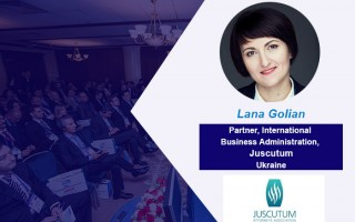 Lana Golian   – Speaker of the Conference WealthPro Ukraine, Kyiv 2017