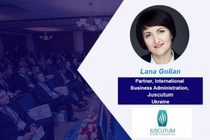 Lana Golian   – Speaker of the Conference WealthPro Ukraine, Kyiv 2017