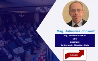 Mag. Johannes Schwarz– Speaker of the Conference WealthPro Ukraine, Kyiv 2017