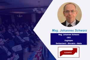 Mag. Johannes Schwarz– Speaker of the Conference WealthPro Ukraine, Kyiv 2017