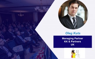 Oleh Kuts – Speaker of the Conference WealthPro Ukraine, Kyiv 2017