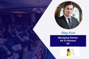 Oleh Kuts – Speaker of the Conference WealthPro Ukraine, Kyiv 2017