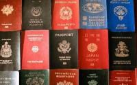 Составлен рейтинг самых «сильных» паспортов мира