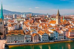 Открыть личный счет в швейцарском банке с посещением