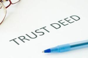Trust Deed — что это такое?